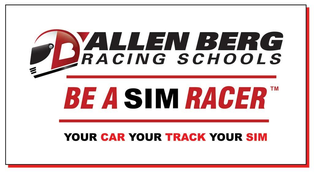 BE A SIM RACER